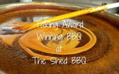 S02E14: Talking Award Winning BBQ at The Shed BBQ