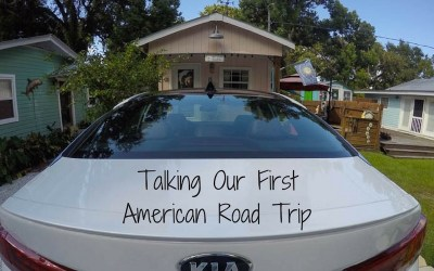 S2E17: Our First American Road Trip