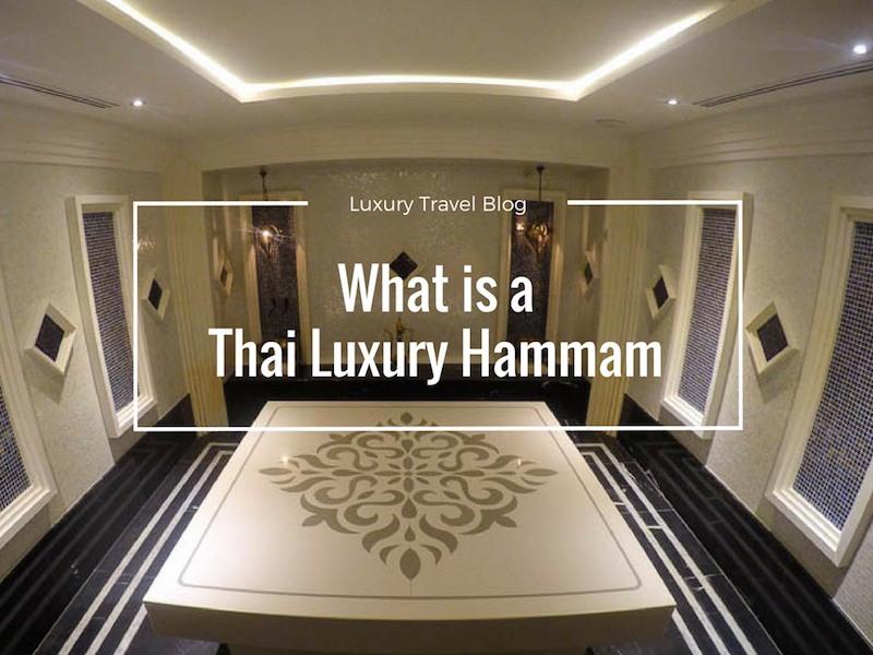 Thai Hammam Spa at Amatara Phuket