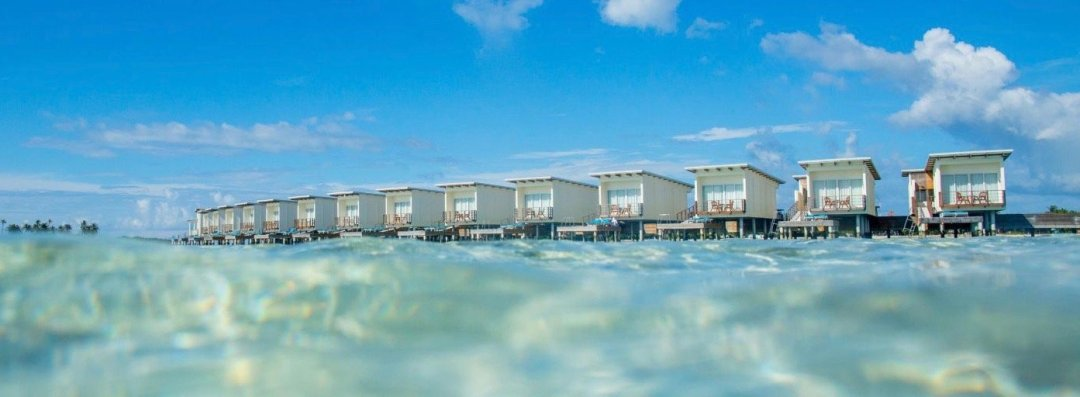 Holiday Inn Maldives Resort - Best Place to Stay in the Maldives