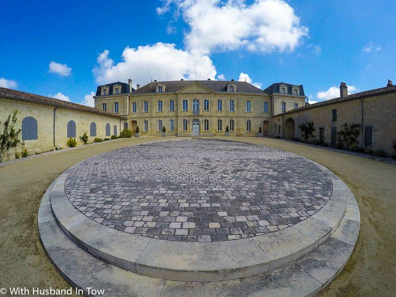 wine tourism in Bordeaux Chateau soutard