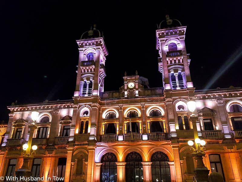 Where to stay in San Sebastian