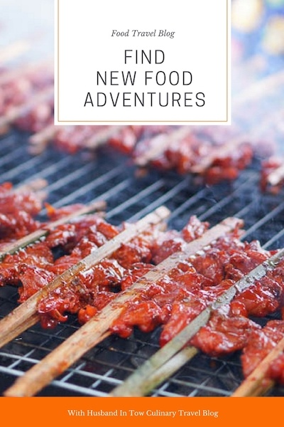 Food Travel and Food Tour