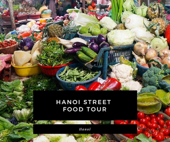 Southeast Asia Food Tours Hanoi Street food