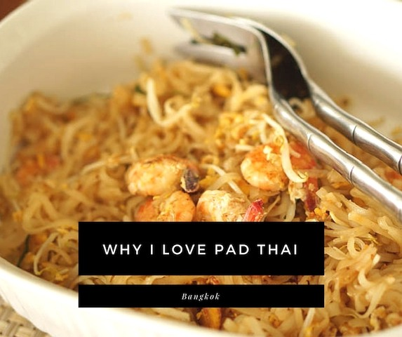 What to eat in Thailand Pad Thai