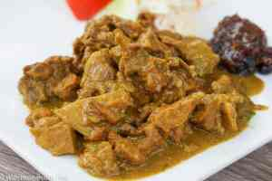 What is Jamaica famous for - Mutton Curry