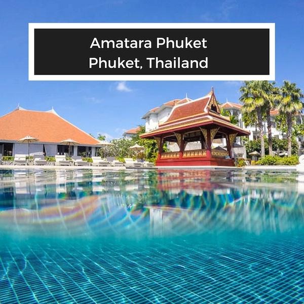 Southeast Asia Travel Guide - Amatara Phuket