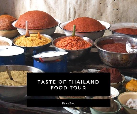 What to do in Thailand Bang Rak Food Tour