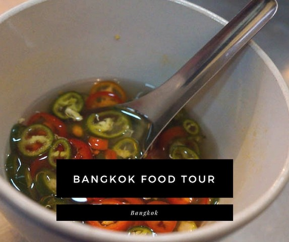 What to do in Bangkok Food Tour