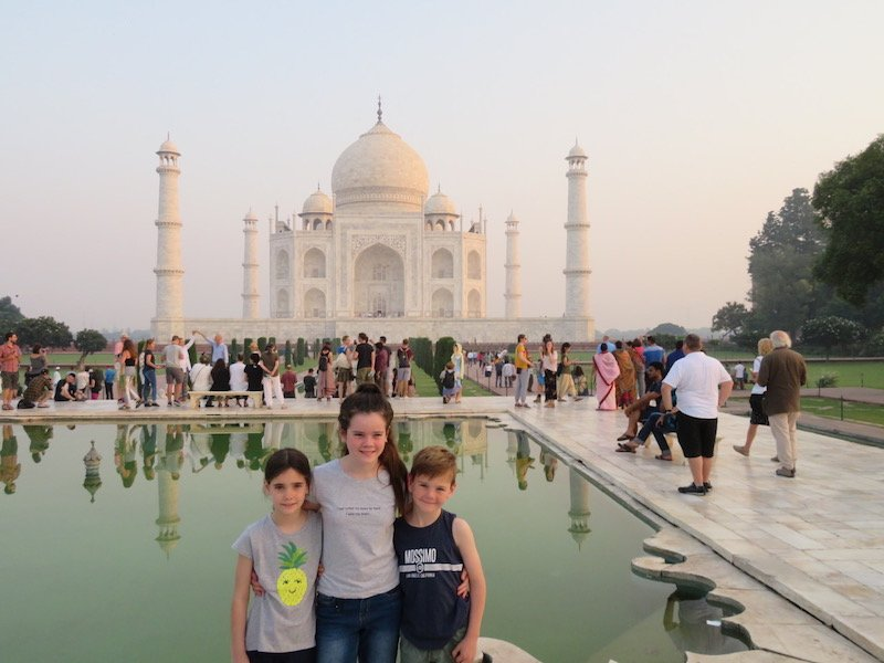 Family Travel in India - Traveling in India with a family