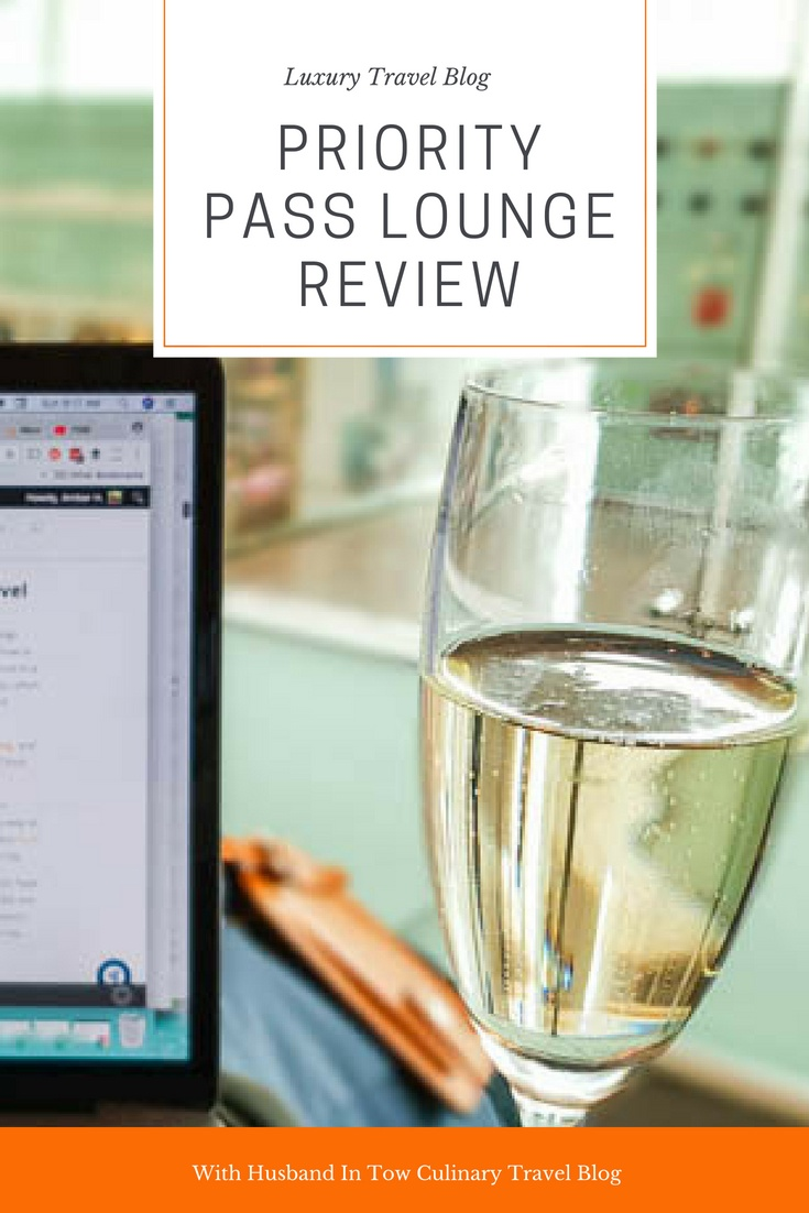 Priority Pass Lounge Review - Is It Worth It