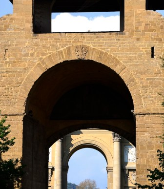 The gates of Florence