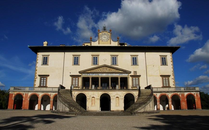 Medici villas #2: Poggio a Caiano