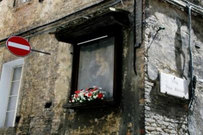 Via dei Rossi - Siena