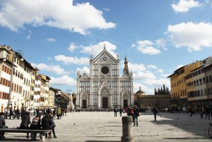 Santa Croce by day - Florence