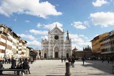 Santa Croce by day - Florence