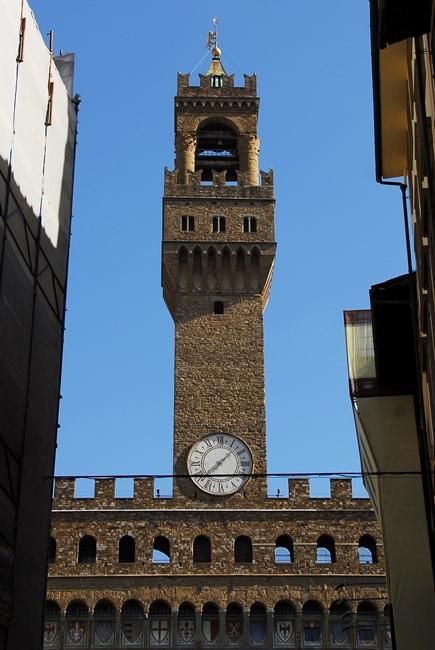 Piazza della Signoria - day