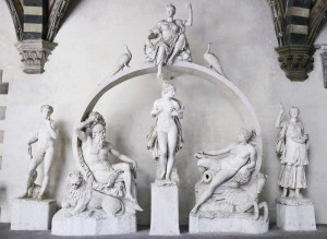 Bargello - Ammannati's fountain