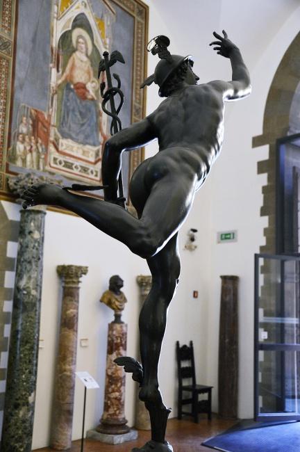 Bargello - Mercurio volante, de Giambologna