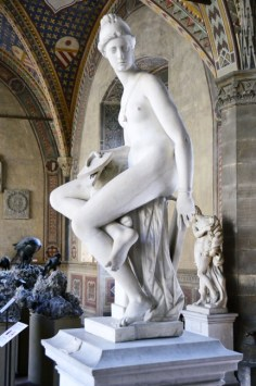 Bargello - The architecture, Giambologna