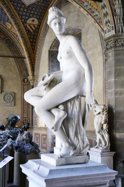 Bargello - The architecture, Giambologna