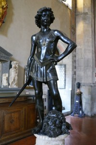 Bargello - David, Verrocchio