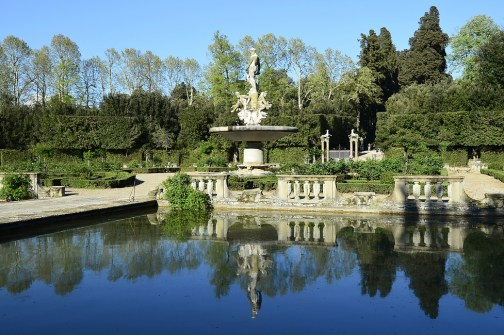 Giardino di Boboli - Palazzo Pitti - Firenze