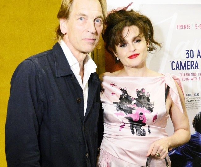 «A Room with a View»: James Ivory, Helena Bonham Carter and Julian Sands celebrate the film´s 30th anniversary in Florence