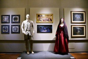 "Museo Franco Zeffirelli - ""Carmen"" costume and sketches"