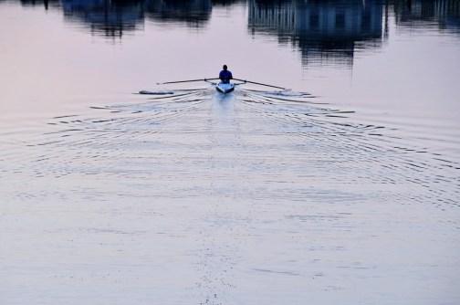 Arno River - canoeing