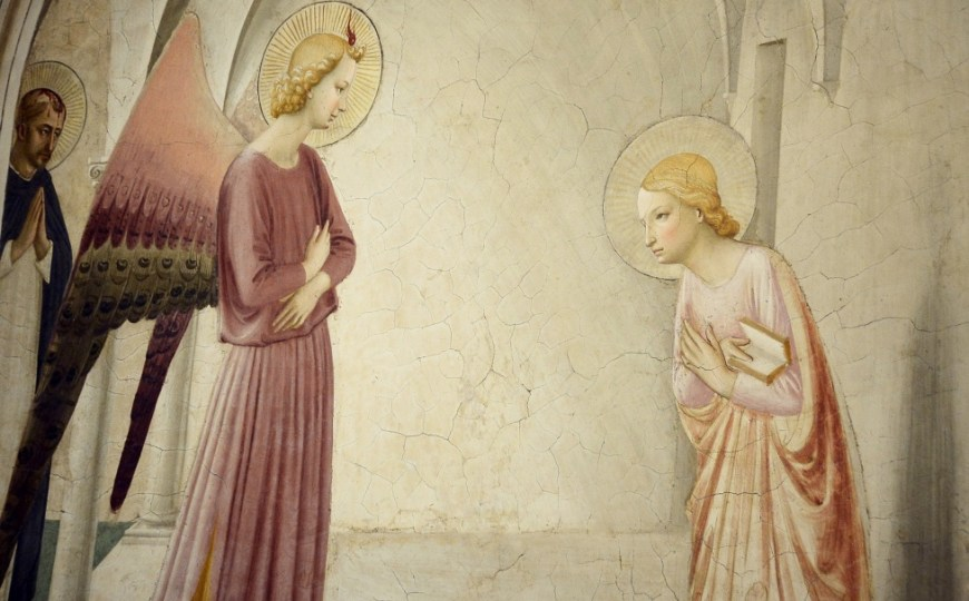 Fra Angelico's frescoes: the treasure of the San Marco Museum