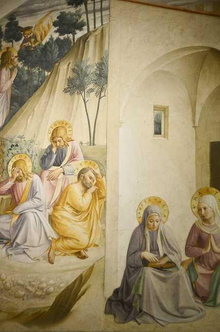 Fra Angelico's frescoes: the treasure of the San Marco Museum - Florence