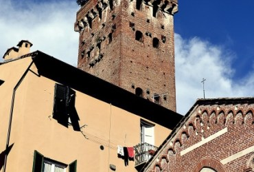 Small pleasures and subtle surprises in Lucca