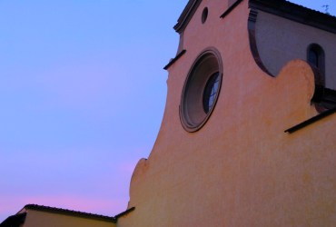 Before sunset in Florence
