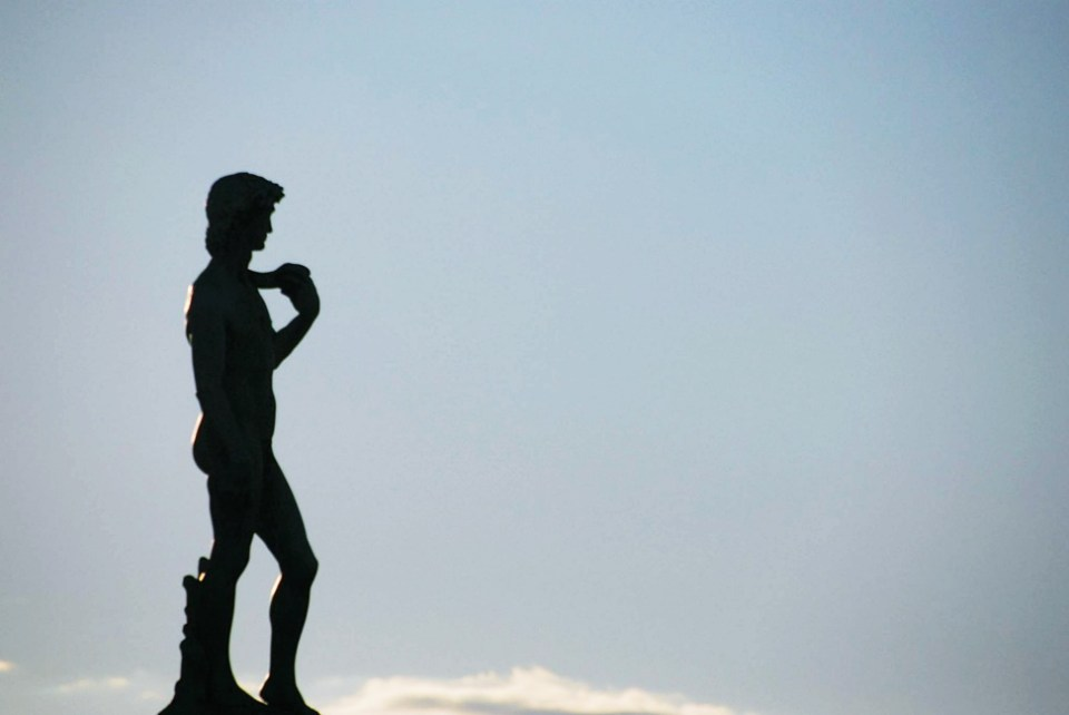 David - piazzale Michelangelo - Florence