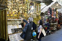 San Lorenzo street market