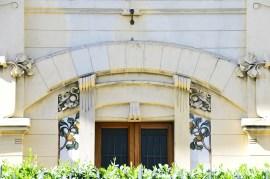 Il Liberty fiorentino - the Florentine art nouveau - VILLINO BROGGI-CARACENI Via Scipione Ammirato, 99
