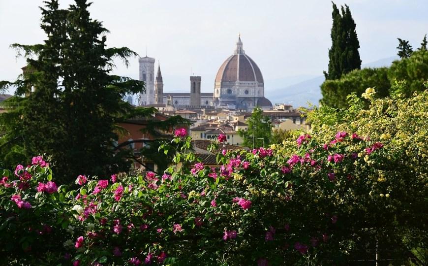 Gardens of Florence #7: giardino delle Rose