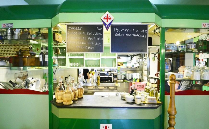 Al Tranvai: history and tradition of a trattoria in San Frediano