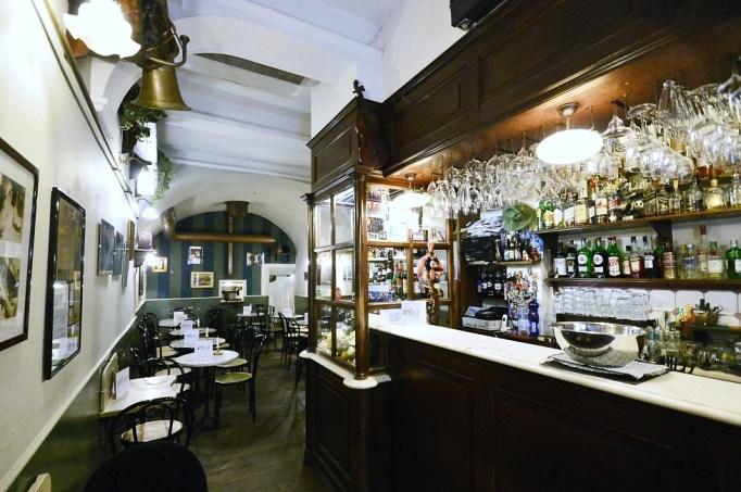 rt Bar - Caffè degli Artisti - Antico Caffè del Moro - Florence