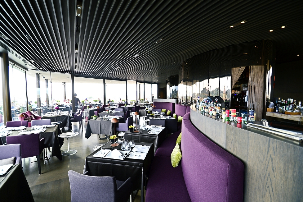 Florence from above at Se·sto: exclusive 'aperitivo' with a view