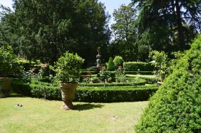 Giardino Corsi Annalena - Via dei Serragli 133 - Florence