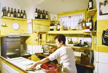 Trattoria Coco Lezzone: bistecca alla fiorentina for celebrities in Florence