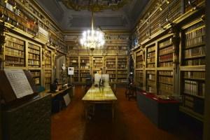 Biblioteca Moreniana - Via de' Ginori 10 - Florence
