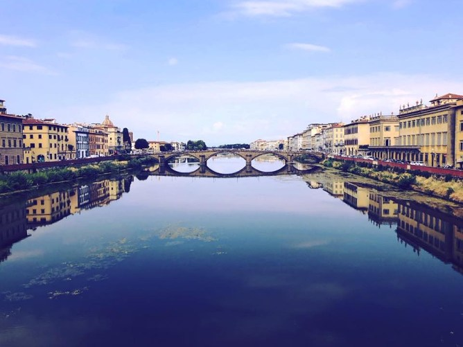 Bridges of Florence
