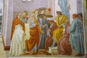Cappella Brancacci - Piazza del Carmine 14 - Florence