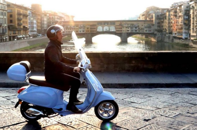 Matteo Renzi - photo from his official Facebook fan page