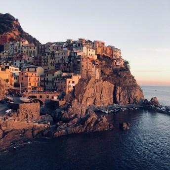 Manarola, Cinque Terre - Liguria