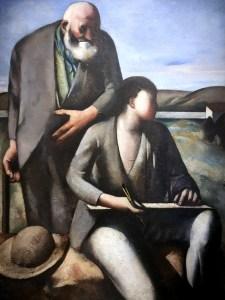 Fanfare e silenzi. Viaggio nella pittura di Primo Conti - Villa Bardini - Florence