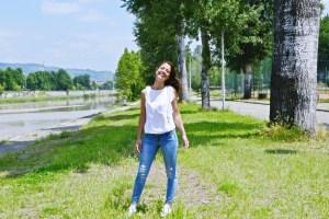 Martina Castagnoli - parco dell'Albereta